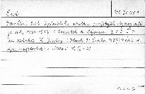 Pamětní list Zpěváckého spolku pražských typografů