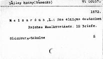 Des einigen deutschen Reiches Musikzustände
