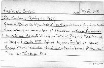 """Der Smetana-Cyclus in Prag; Die erste deutsche Aufführung von Smetana's """"Kuss"""" am Stadttheater in Leipzig 6. October 1893"""