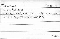 Briefe an Emil Heckel