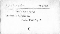 Deník Jana Kypty