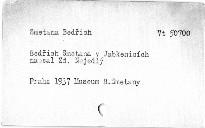 Bedřich Smetana v Jabkenicích