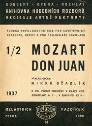 Mozartův Don Juan