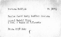 Genius české hudby Bedřich Smetana