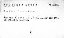 Anton Brucken