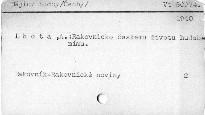 Rakovnicko českému životu hudebnímu