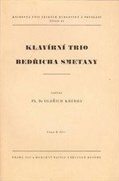 Klavírní trio Bedřicha Smetany