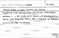 Johannes Brahms in seinen Schriften und Briefen