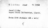 Josef Klička