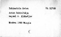 Anton Rubinstejn