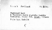 Ferdinand Laub