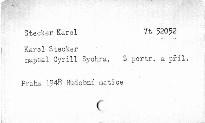 Karel Stecker