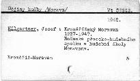 Kroměřížský Moravan 1937-1947