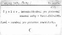 Sdružení pro pěstování komorní hudby v Plzni 1909-