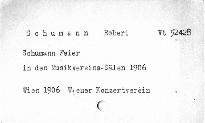 Schumann-F