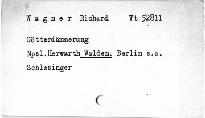Götterdämmerung von Richard Wagner