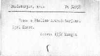 Poema o Staline A. Chačaturjana