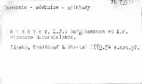 Aufgabenbuch zu E. Friedr. Richter's Harmonielehre