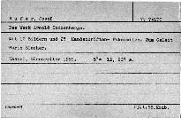 Das Werk Arnold Schoenbergs
