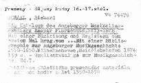 Die Kataloge des Augsburger Musikalien-Handlers