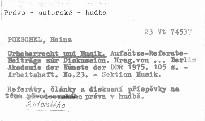 Urheberrecht und Musik