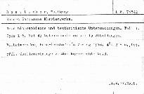Robert Schumanns Klavierwerke