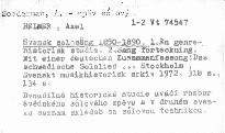 Svensk solosang 1850-1890
