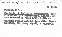 The Works of Karlheinz Stockhausen