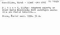 Pohybové skladby na písně Karla Konvalinky Svět ma