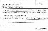 Čtení o Berouně 1265-1965