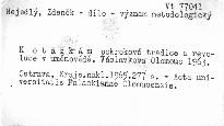 Václavkova Olomouc 1963