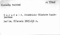 Ullstein Musiklexikon