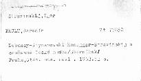 Debussy - Szymanowski - Honegger - Stravinskij a současná česká hudba