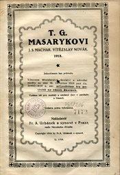 T.G. Masarykovi