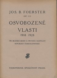 Osvobozené vlasti 1918 1928