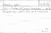 Missa in honorem soli Joannis Nepomuceni, op.92