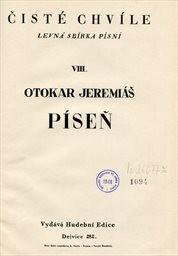 """Píseň na báseň L.W. ze """"Šípkového keře"""" Petra Křič"""