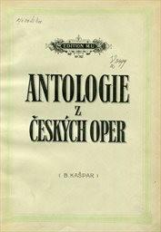 Antologie z českých oper