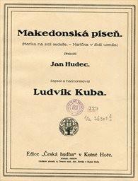 Makedonská píseň