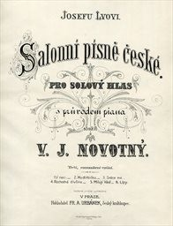 Salonní písně české