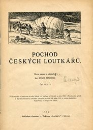 Pochod českých loutkářů, op. 15/5