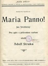 Maria Panno!