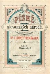 Písně slovanských národů
