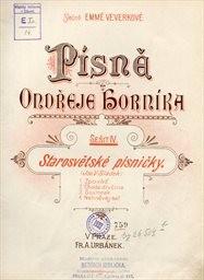 Starosvětské písničky