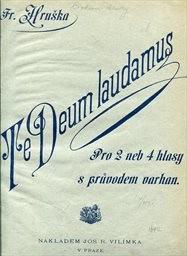 Te Deum laudamus, op. 19