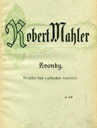 Zvonky, op. 8