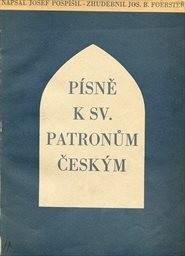 Písně k sv. patronům českým