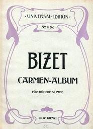 Fünf beliebte Arien aus der Oper Carmen