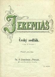 Český sedlák