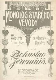 Monolog starého vévody